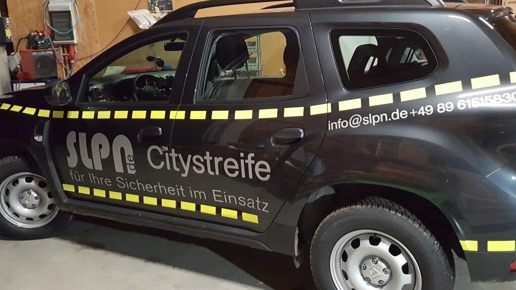 Team Citystreife, Sicherheitsmitarbetier im Einsatz